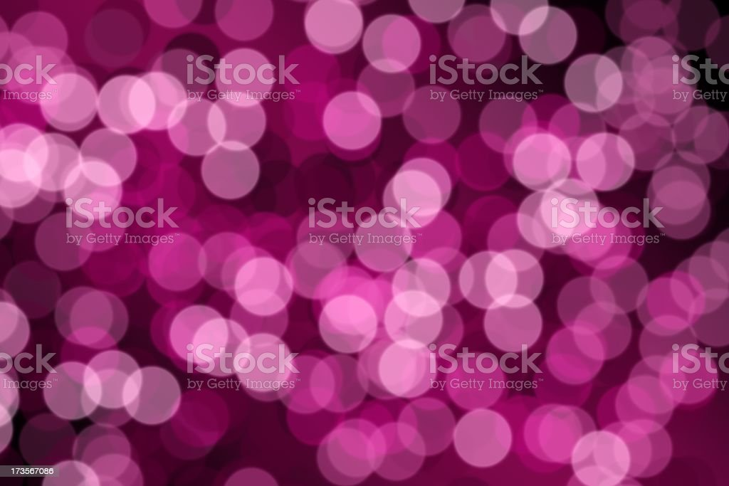 Purple Defocused (Holiday Background) royalty-free stock photo