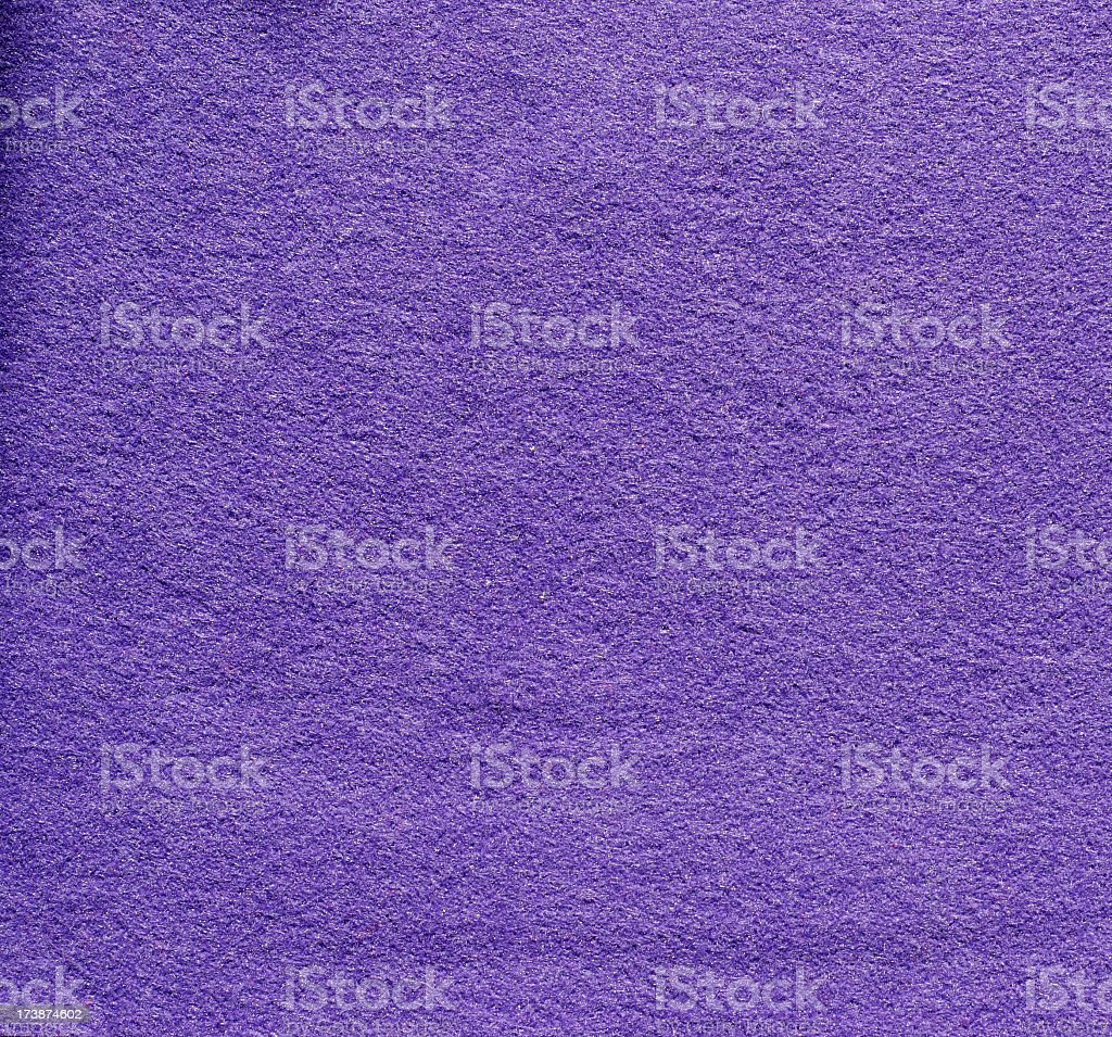 Purple felt royalty-free stock photo