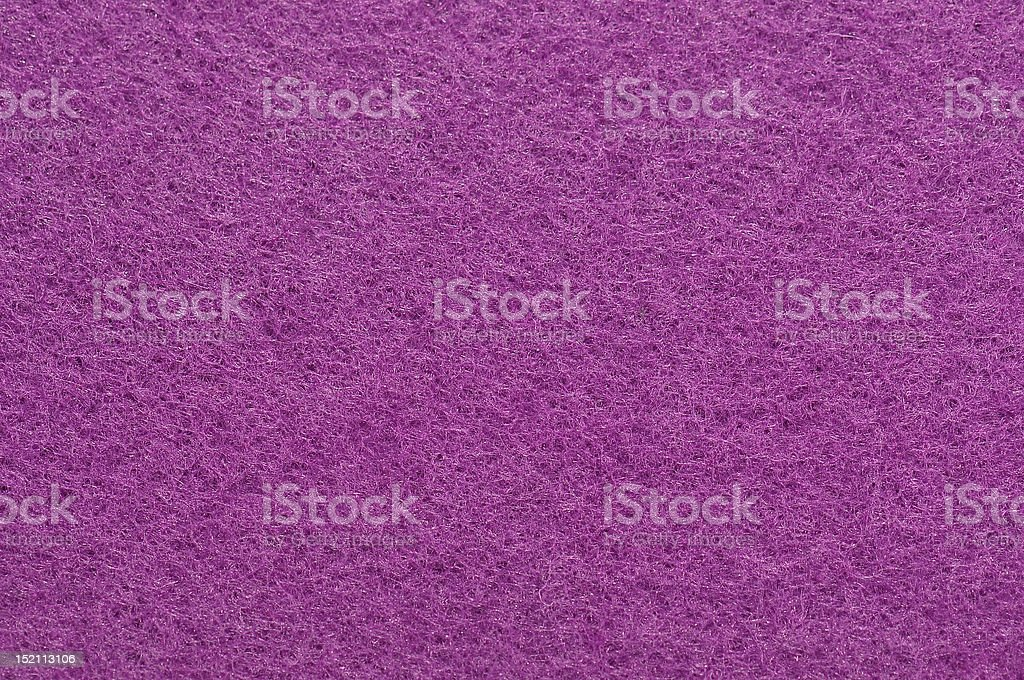 Purple felt surface stock photo