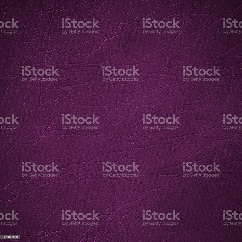 Purple leather background royalty-free stock photo