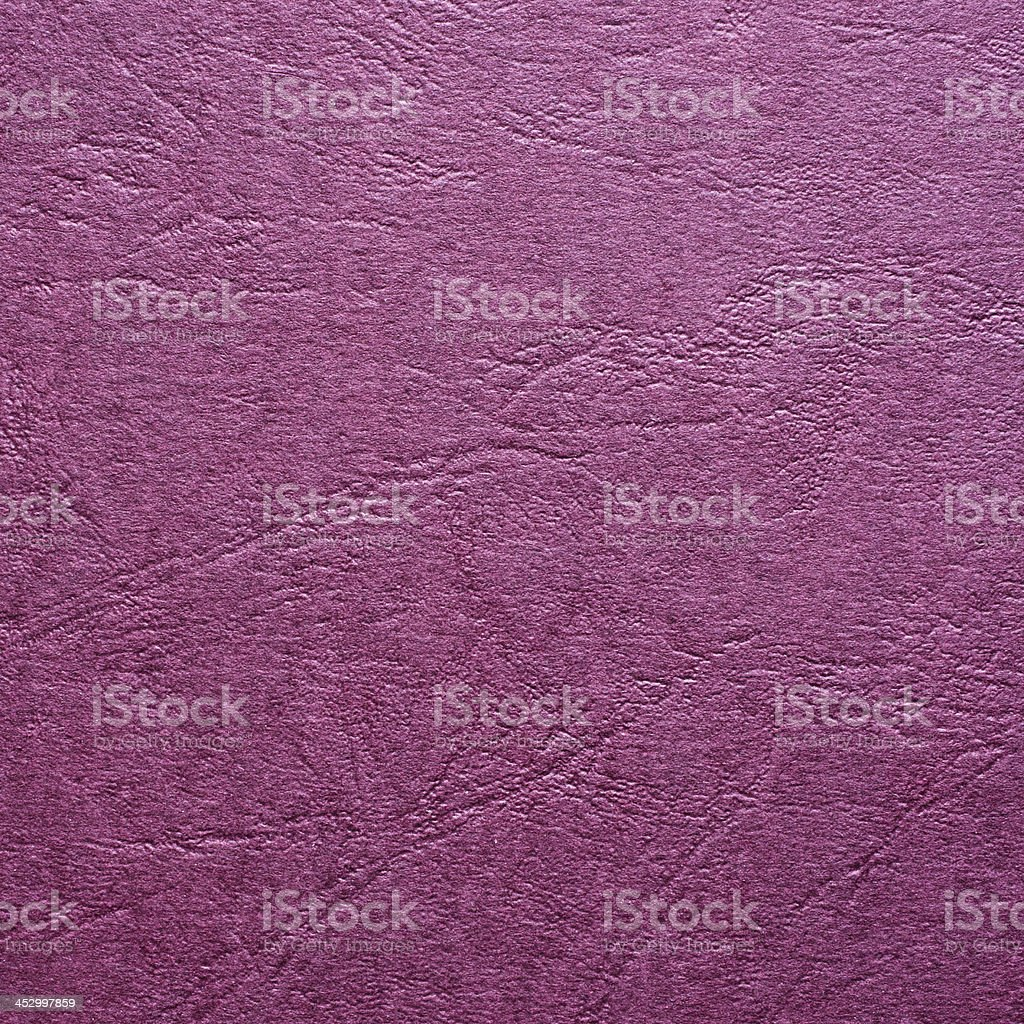 Purple leather texture royalty-free stock photo