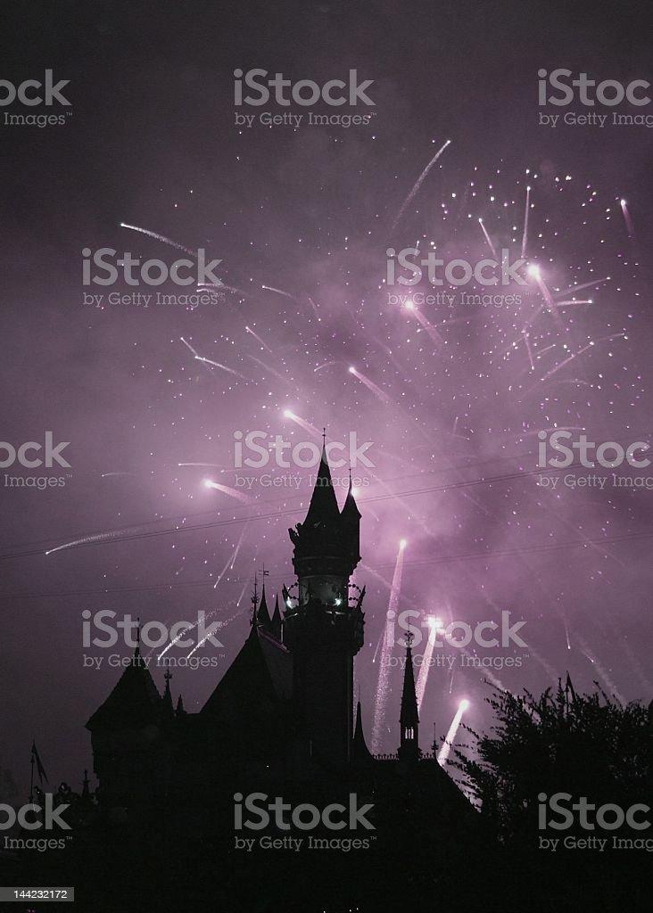 Purple light Pokaż zbiór zdjęć royalty-free