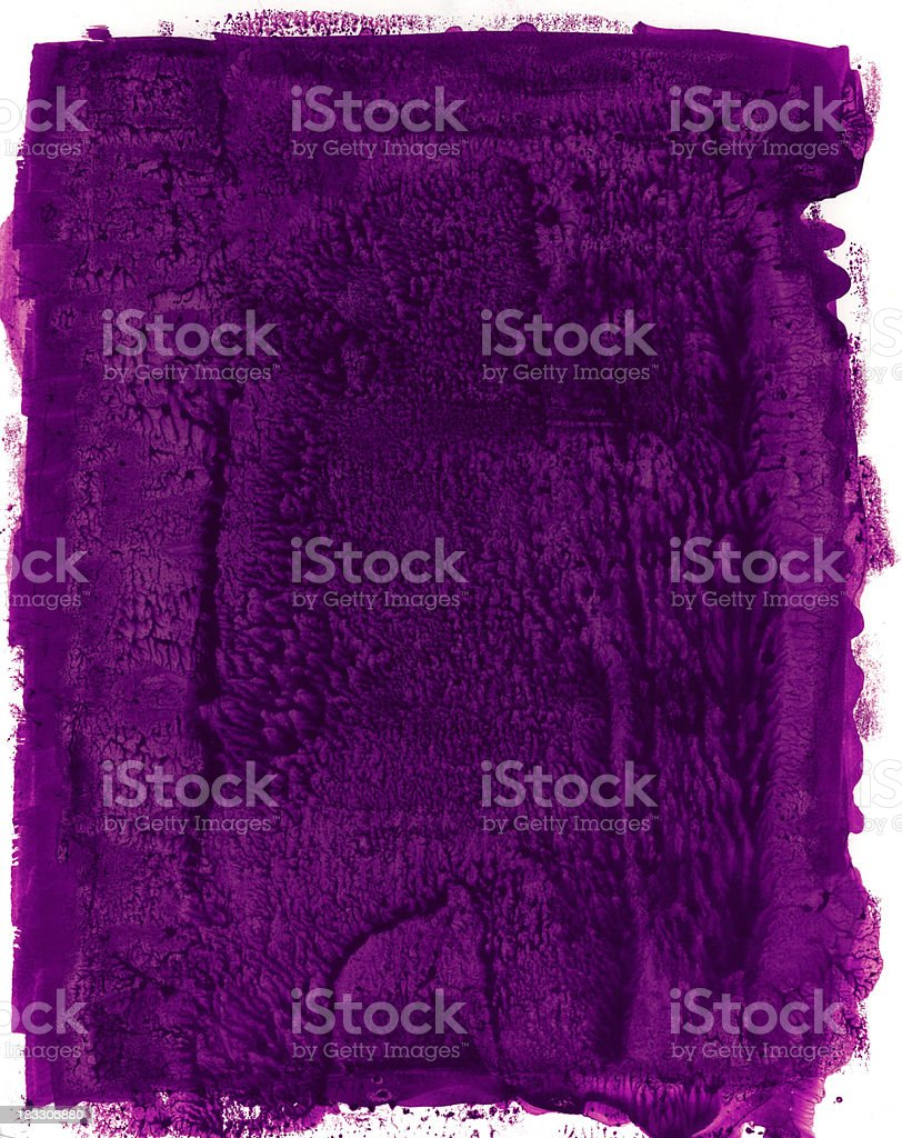 Purple Paint Pull Background royalty-free stock photo