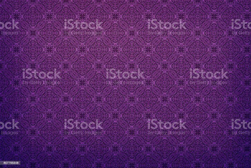 Purple pattern background stock photo