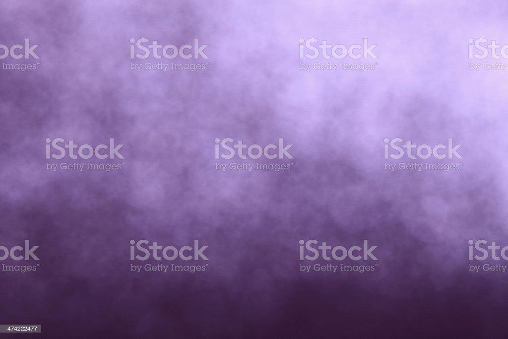 Purple Patterned Wallpaper stock photo
