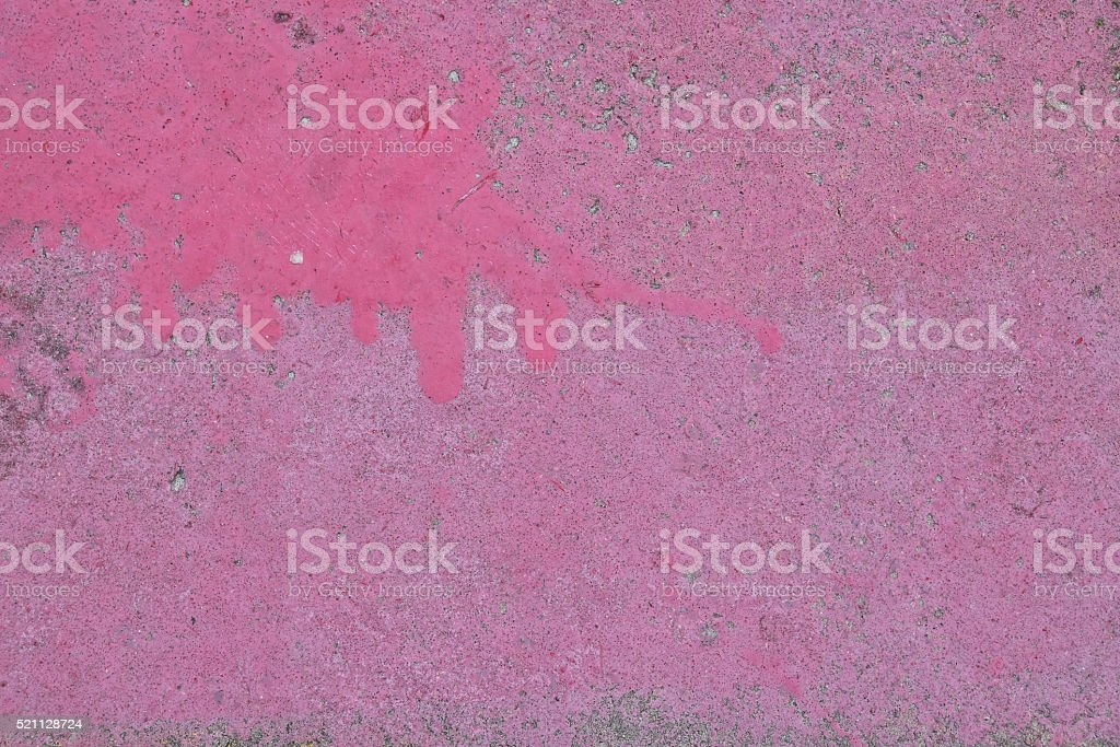 Purple pink painted concrete wall or floor royalty-free stock photo