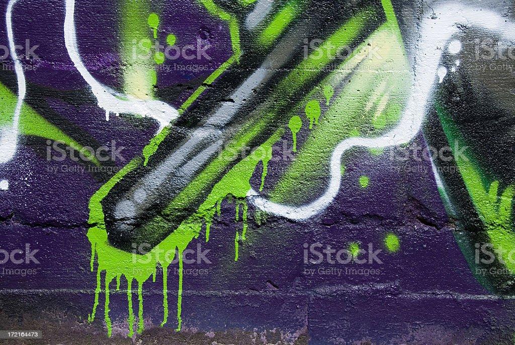purple rain royalty-free stock photo