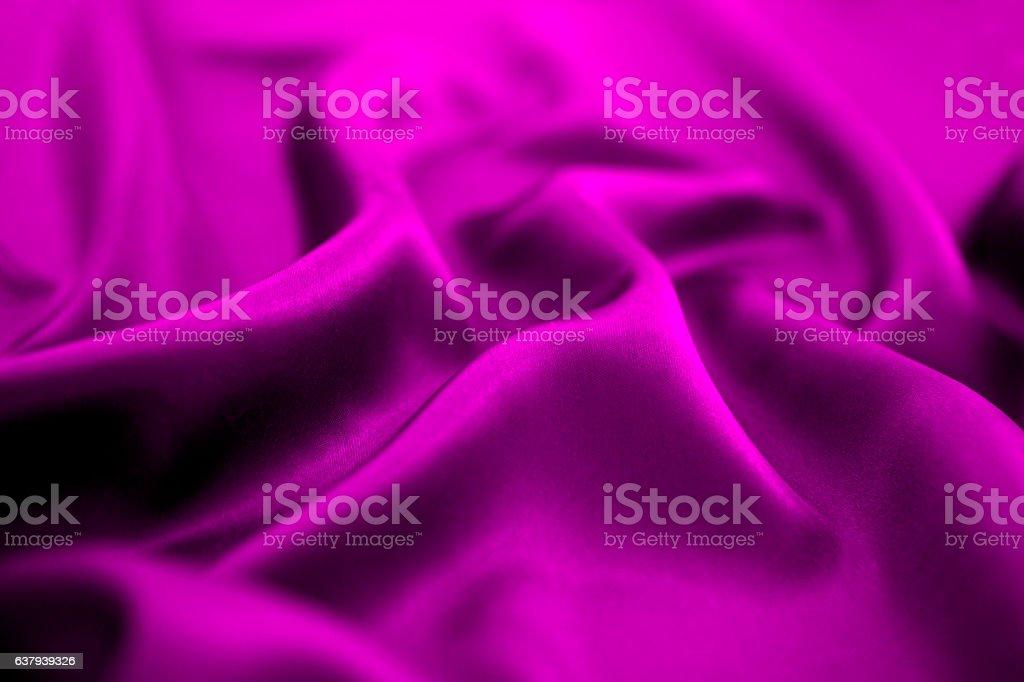 Purple satin background stock photo