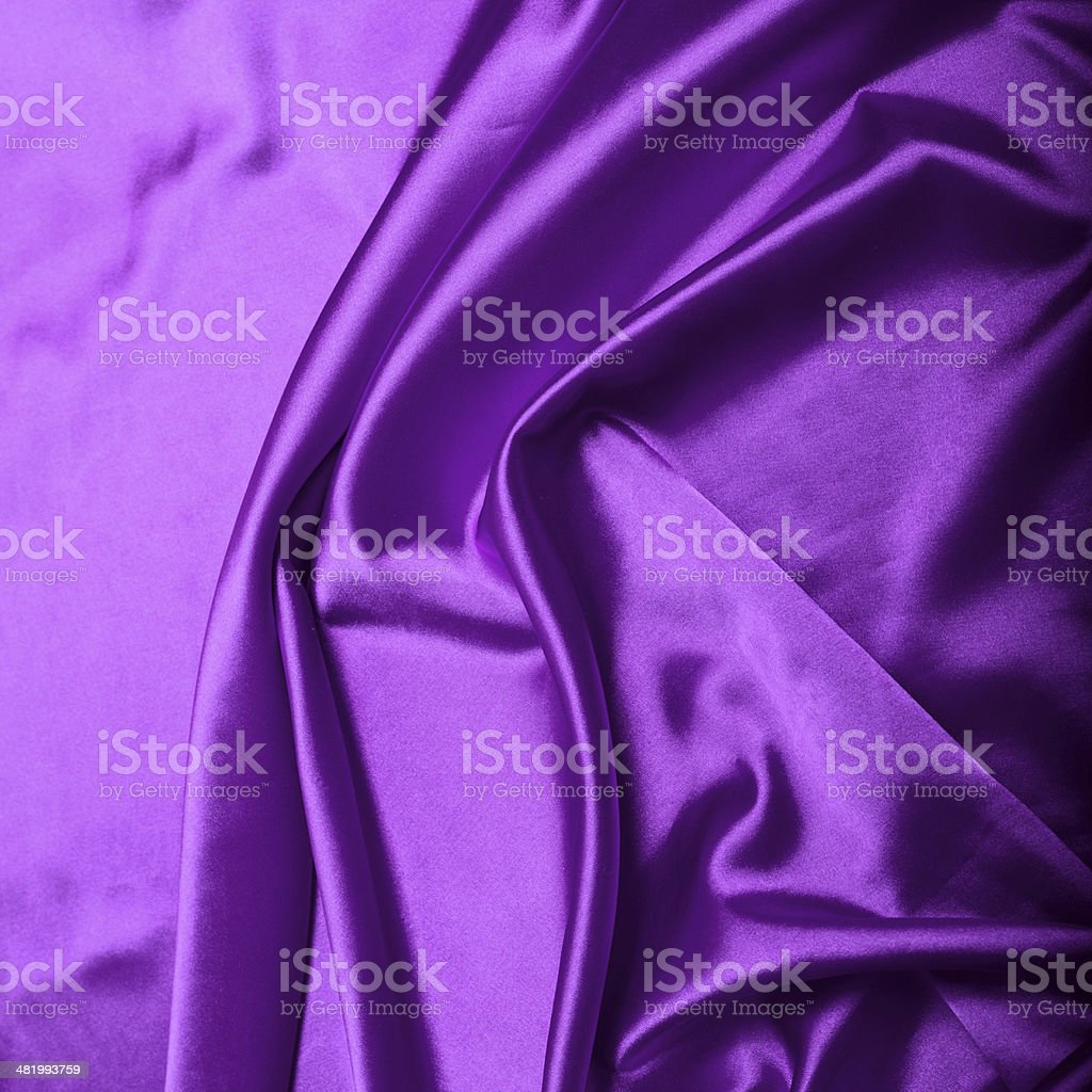 Purple silk background texture close up royalty-free stock photo