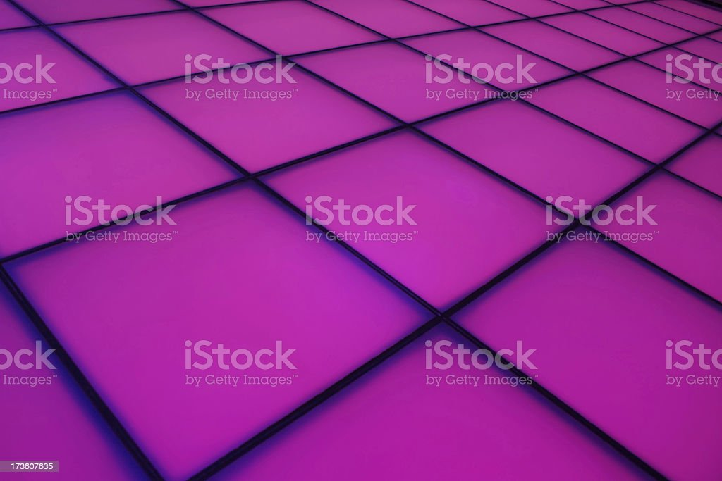 Purple square background royalty-free stock photo