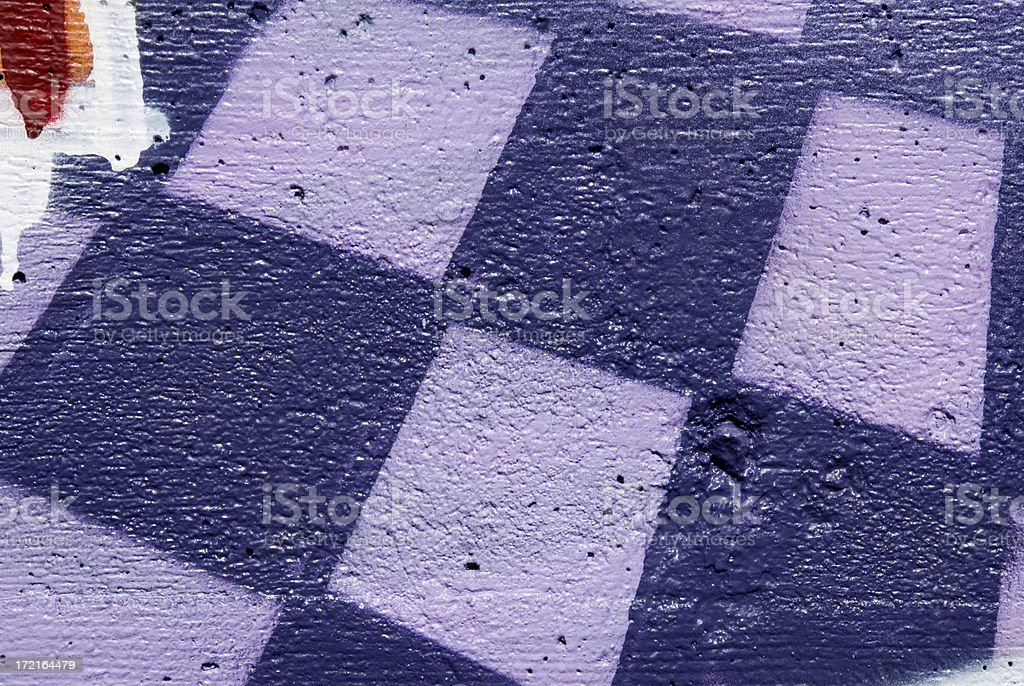 purple squares royalty-free stock photo