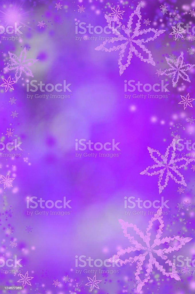 purple stars royalty-free stock photo