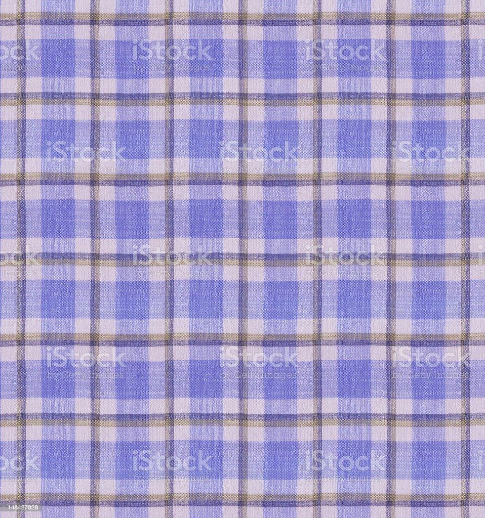 Purple Tablecloth Pattern royalty-free stock photo