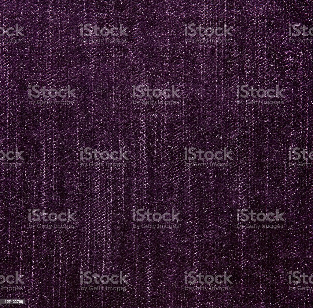 Purple textile fabric detail stock photo