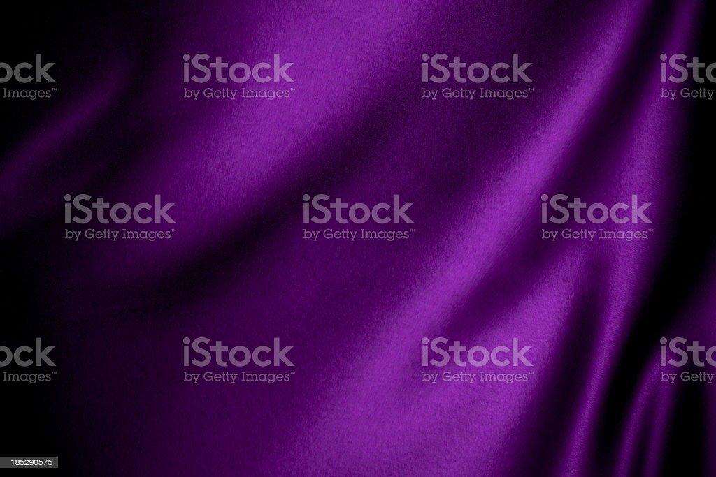 Purple Waves stock photo