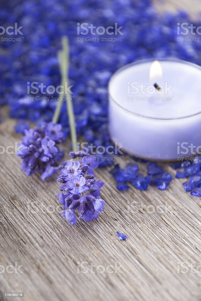 purple wellness background royalty-free stock photo
