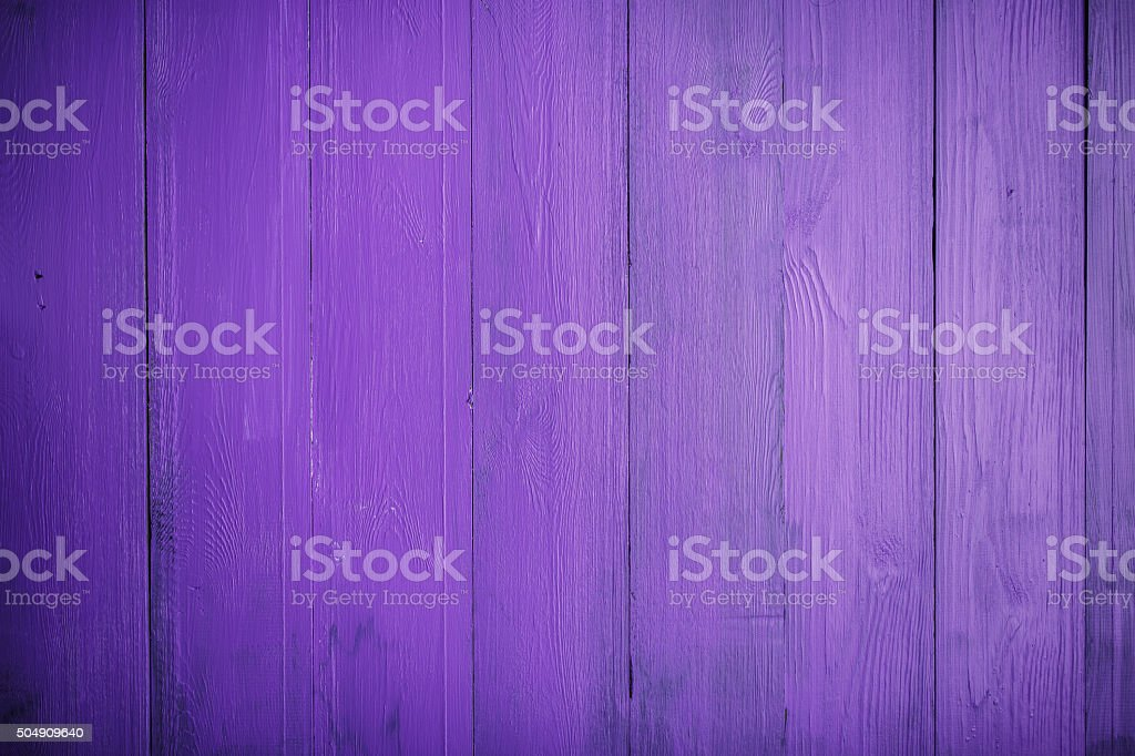 Purple wood texture background stock photo