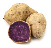 Purple yams