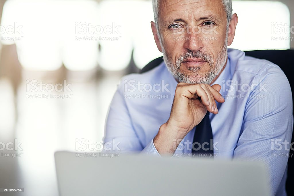 I put a lot of thought into everything I do stock photo