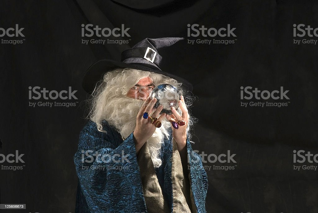 I put a spell on you stock photo