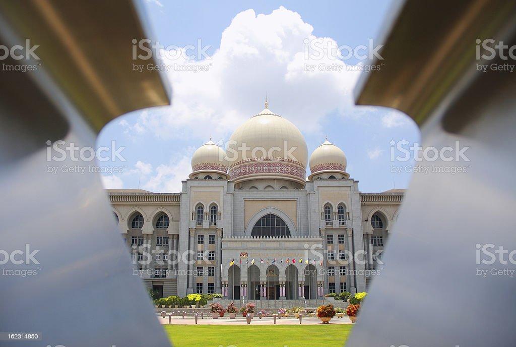 Putrajaya royalty-free stock photo