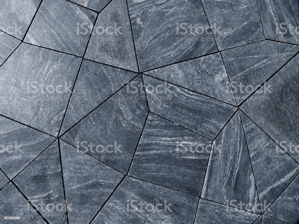 Puzzle granite royalty-free stock photo