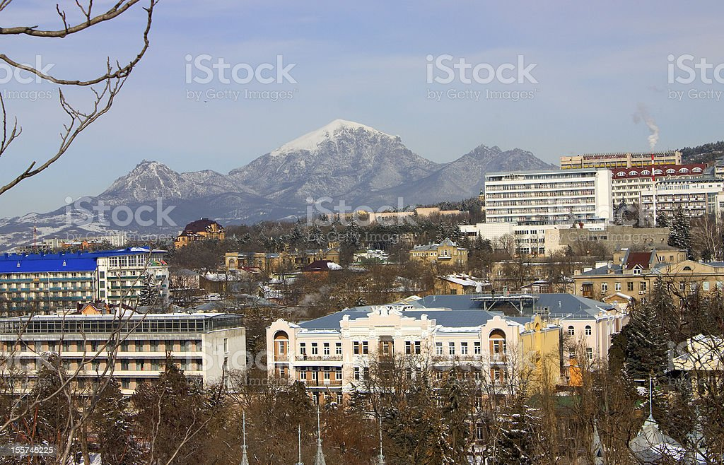 Pyatigorsk royalty-free stock photo