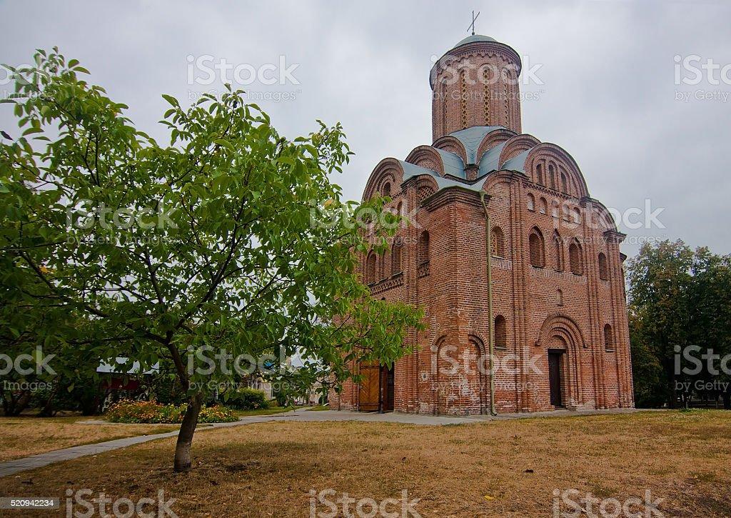 Pyatnytska church stock photo