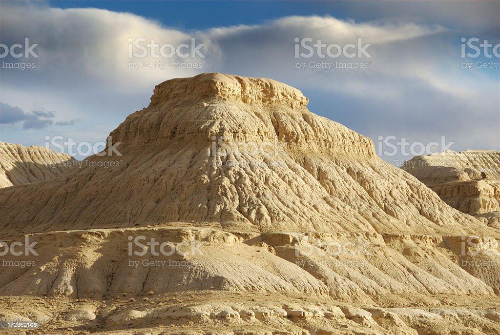 pyramid at zanda clay forest national geopark stock photo 172362106