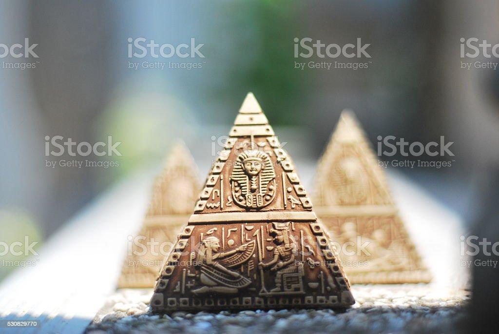 Пирамида  Стоковые фото Стоковая фотография