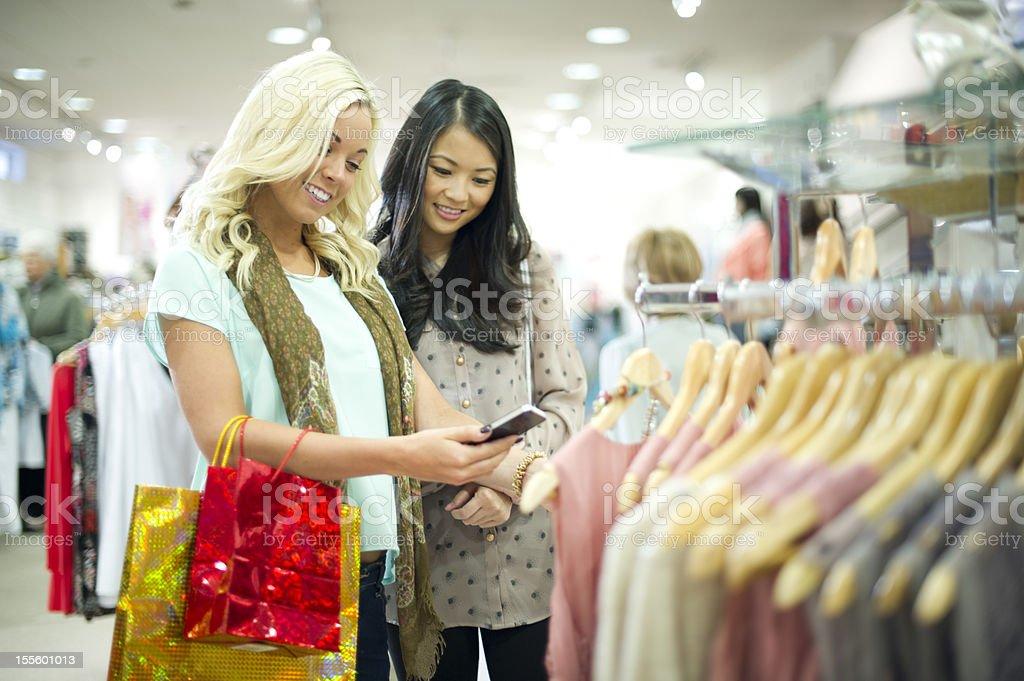 qr code shopping stock photo