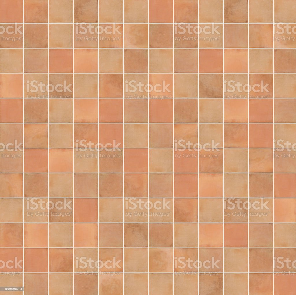 Quadratic tiles  (image size XXXL) stock photo