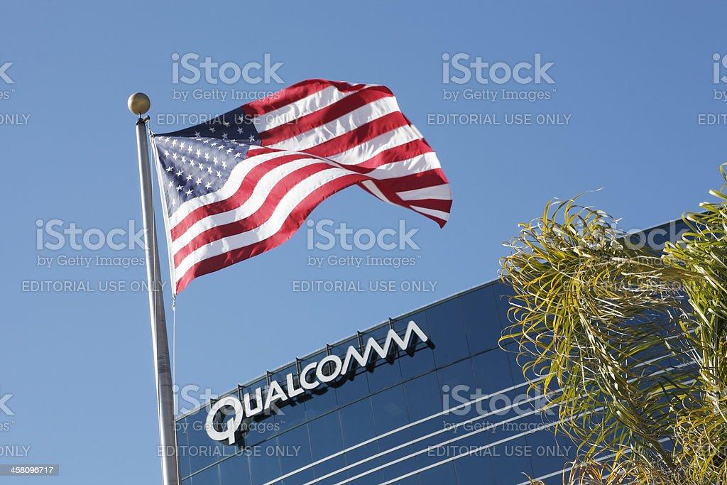 Qualcomm stock photo