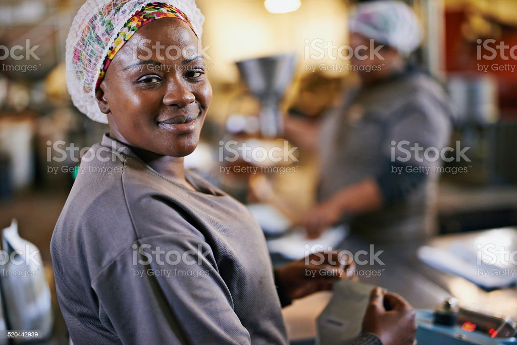 Quality assured stock photo