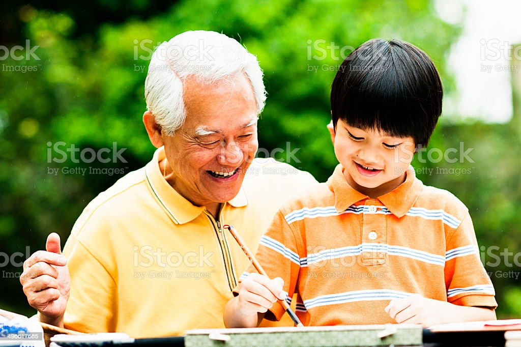 Quality Time royalty-free stock photo
