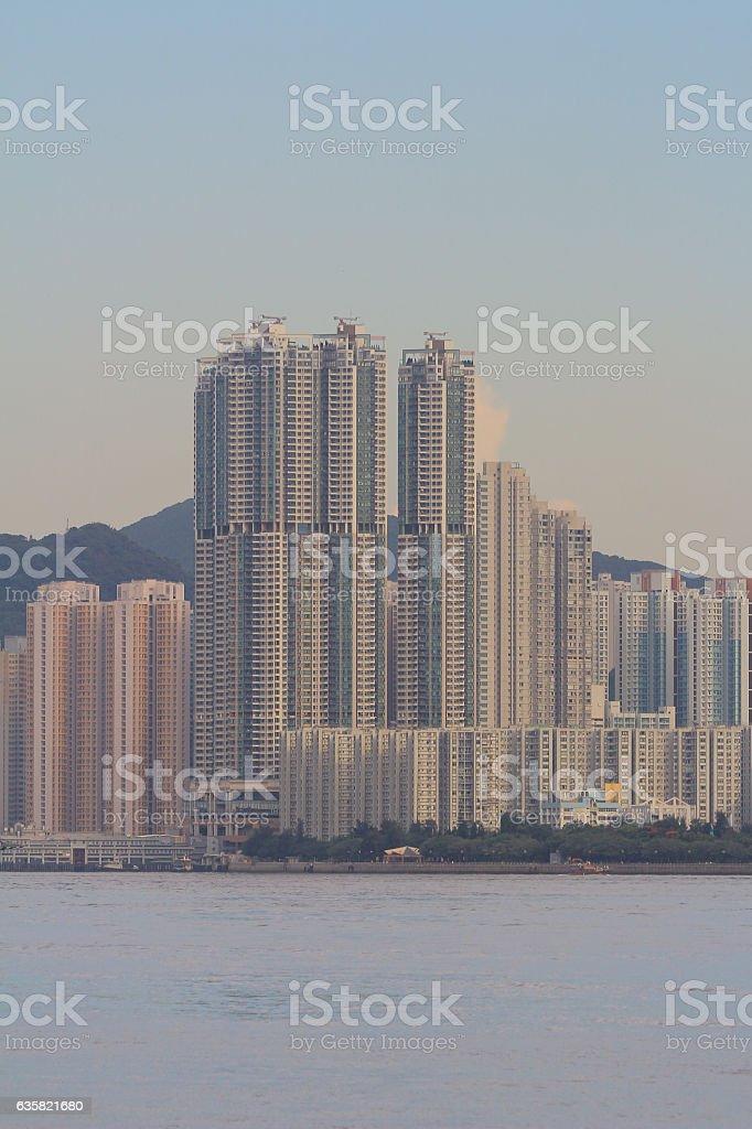Quarry Bay,  hong kong stock photo