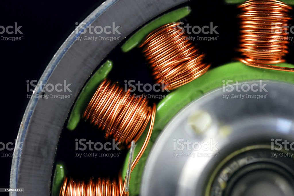 Quarter royalty-free stock photo