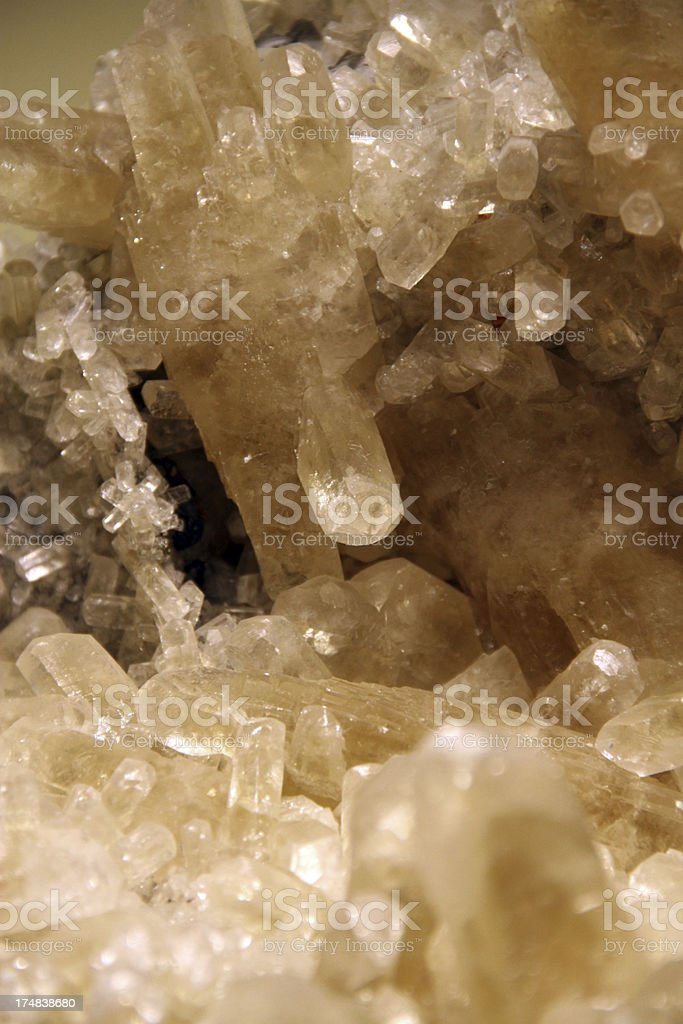 Quartz Caves royalty-free stock photo