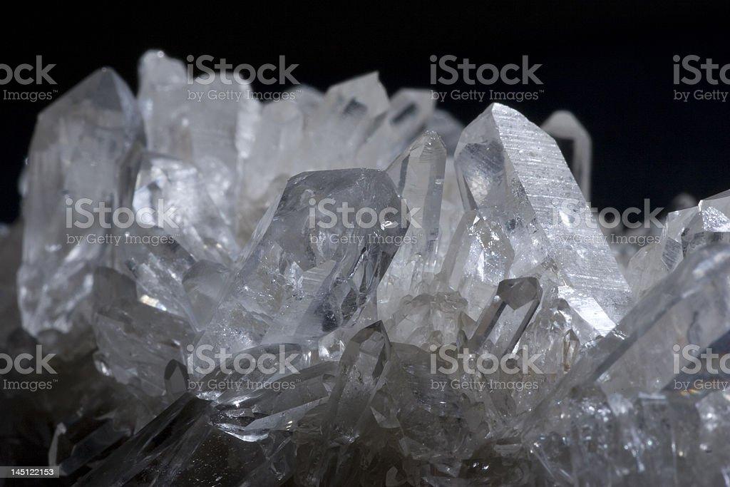 quartz colony generator royalty-free stock photo