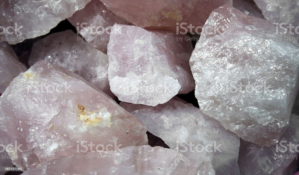 quartz royalty-free stock photo