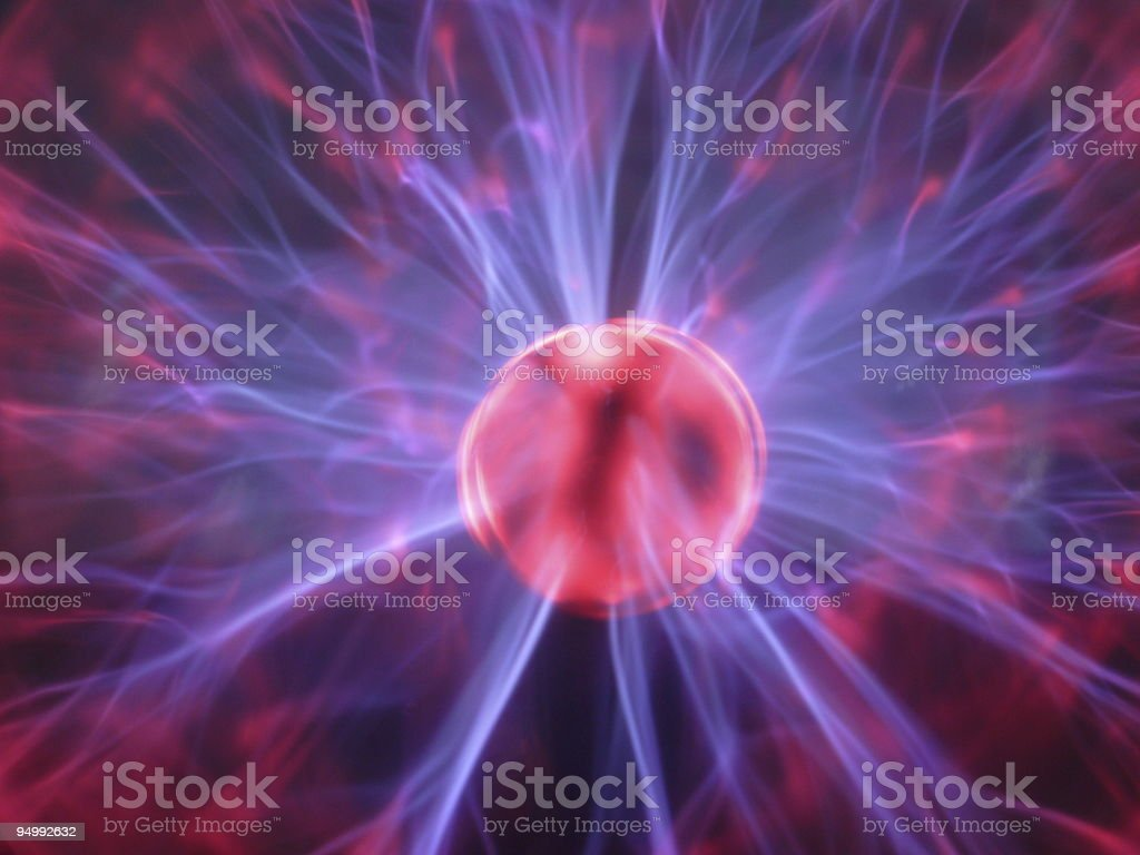 Quasar royalty-free stock photo