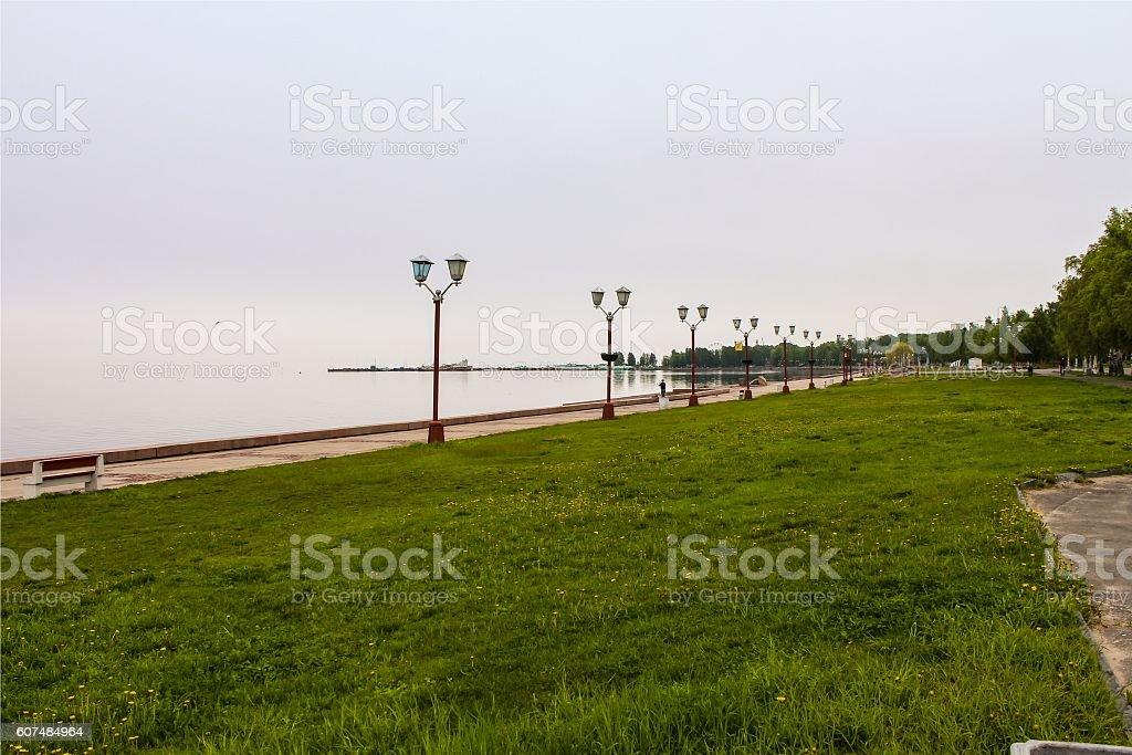 Quay stock photo