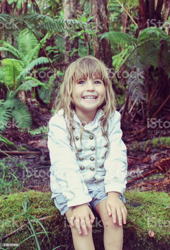 Queen of the Jungle stock photo