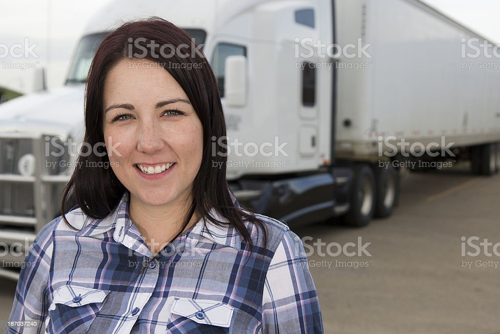 Queen of the Road royalty-free stock photo