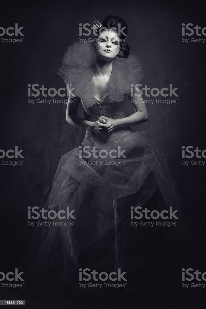 Queen stock photo