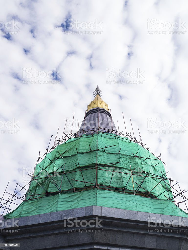 queen 's pagoda, naphapholphumisiri royalty-free stock photo