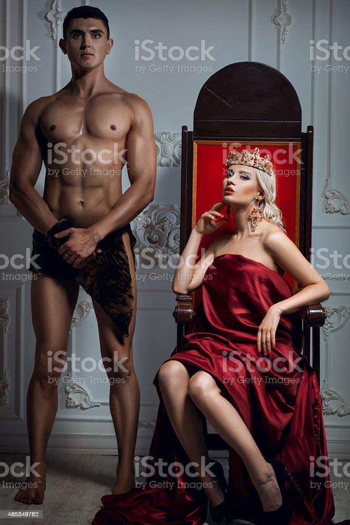 Туалетный раб для пары господ порновидеотуб 125