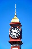 Queen Victoria Jubilee Clock, Weymouth.