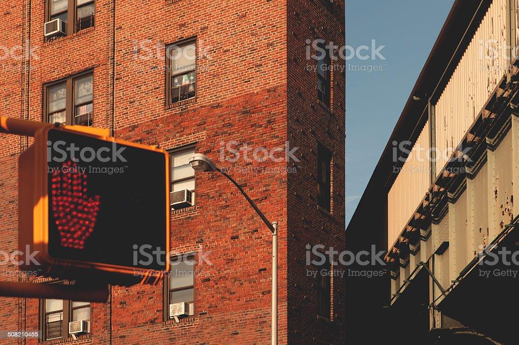 Queens New York City stock photo