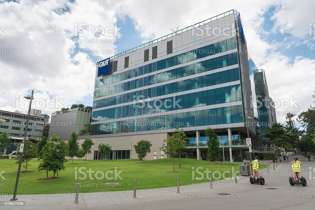 Queensland University of Technology stock photo